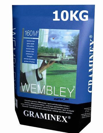 Mieszanka nasion trawy odporna na deptanie WEMBLEY Graminex